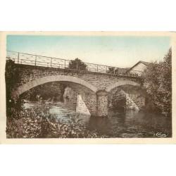 87 BUJALEUF. Pont Sainte-Hélène