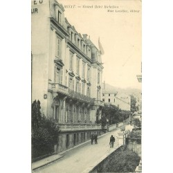 63 ROYAT. Grand Hôtel Richelieu 1911