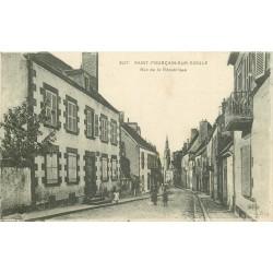 03 SAINT-POURCAIN-SUR-SIOULE. Rue de la République 1919