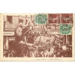 06 CARNAVAL DE NICE. Char Amateur de Poules 1927