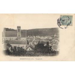 91 BOIGNEVILLE. Vue sur le Village 1905