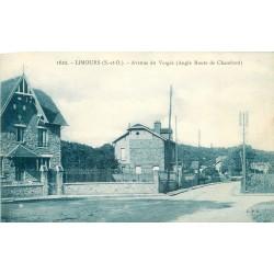 91 LIMOURS. Avenue de Verges angle Route de Chambord