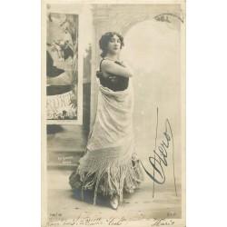 SPECTACLE. Artistes Comédienne Chanteuse. Otero par Reutlinger 1903