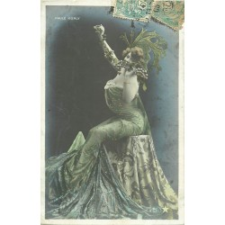 Paule Morly par Stebring vers 1905