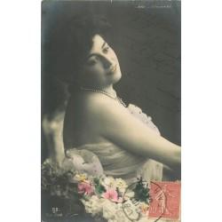 SPECTACLE. Artiste Comédienne Chanteuse. ADA MARCELL 1907