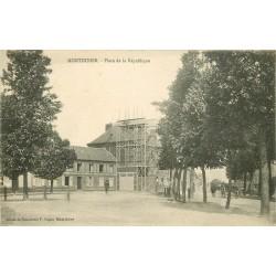 80 MONTDIDIER. Hôtel de Condé Place de la République