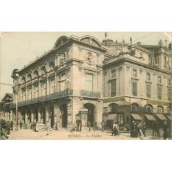 51 REIMS. Le Théâtre et Bouquillon Tailleur