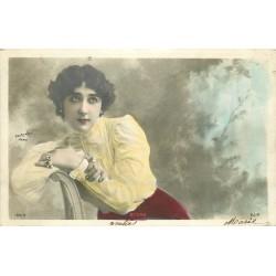 SPECTACLE. Artiste Comédienne Chanteuse. OTERO par Reutlinger 1903