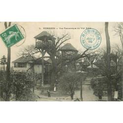 92 LE PLESSIS ROBINSON. Restaurant sur le Vrai Arbre 1909