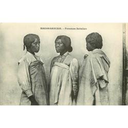 Madagascar. Femmes Betsileo
