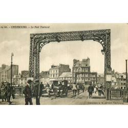 50 CHERBOURG. Pont Tournant