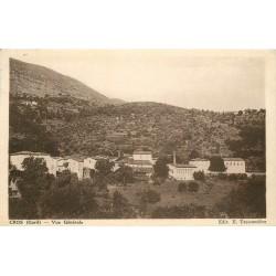 30 CROS. Vue sur le Village 1938