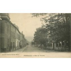 57 FORBACH. Rue de Verdun
