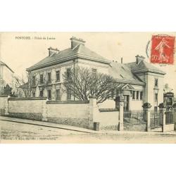 95 PONTOISE. Palais de Justice 1907