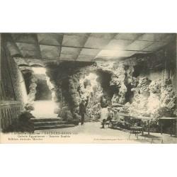07 VALS-LES-BAINS. Galerie Egyptienne à la Source Sophie 1918