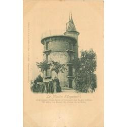 95 ORGEMONT. Le Moulin à vent vers 1900