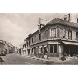 78 BONNELLES. Le Relais de Florence Hôtel Restaurant des Sports Rues Libération et Gl Leclerc