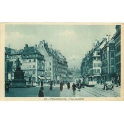 67 STRASBOURG. Place Gutenberg