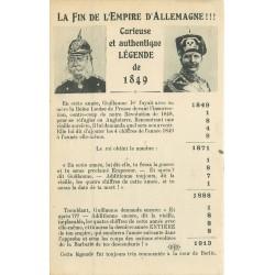 La Fin de l'Empire d'Allemagne 1914