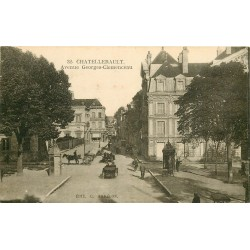86 CHATELLERAULT. Avenue Georges Clémenceau