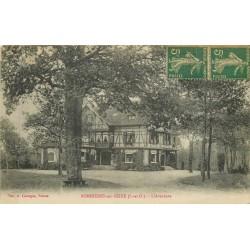 """78 BONNIERES-SUR-SEINE. L'Aventure Rendez-Vous de Chasse """" Le Petit Logis """" 1917"""