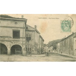 55 SAINT-MIHIEL. Rue Porte-à-Nancy 1907