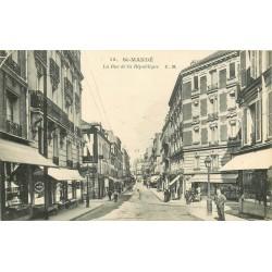94 SAINT-MANDE. Rue de la République