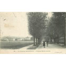 94 LA VARENNE SAINT-HILAIRE. Avenue Marie-Louise 1904