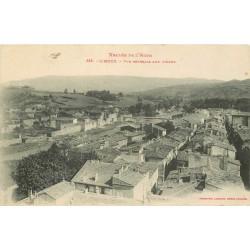 11 LIMOUX. Le Village 1918