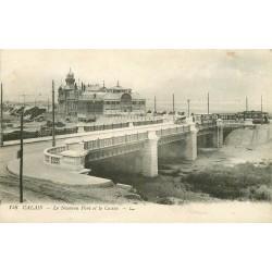 62 CALAIS. Pont et Casino