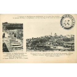 ISRAËL. Saint-Pierre-en-Gallicante 1924