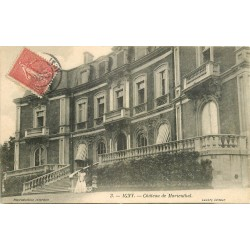 91 IGNY. Château de Marienthal 1906