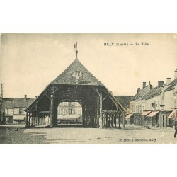 91 MILLY LA FORET. La Halle 1917