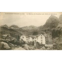 06 SAINT-MARTIN-DE-VESUBIE. La Madone de Fenestre et l'Hôtellerie