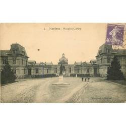 95 MARINES. Hospice Cartry 1928