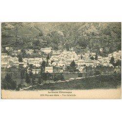 carte postale ancienne 15 VIC-SUR-CERE. Vue générale n° 2718