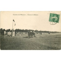 03 MOULINS. Course d' Officiers 1913