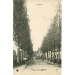 15 MAURIAC. Avenue de la Gare 1906