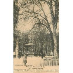 25 BESANCON. Promenade Granvelle 1914