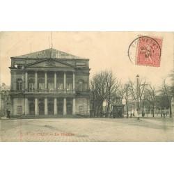 14 CAEN. Le Théâtre 1905