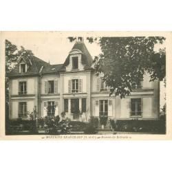 95 MONTIGNY BEAUCHAMP. Maison de Retraite 1945