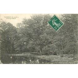 95 TAVERNY. Etang Godard 1908