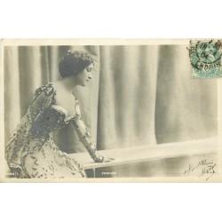 Spectacle artistes. CAVALIERI 1904 par Reutlinger