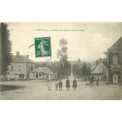 18 JARS. Hôtel avenue de la Gare Route du Noyer