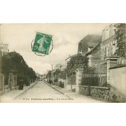 94 FONTENAY-SOUS-BOIS. Rue Emile Roux 1910