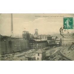 12 CRANSAC. Campagnac, le Lavage de la Houille 1910