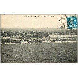 carte postale ancienne 16 ANGOULEME. L'Arsenal 1924