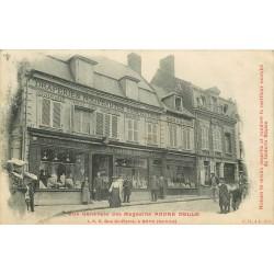 80 ROYE. Magasins Delle rue Saint-Pierre 1904