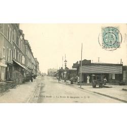 14 LUC-SUR-MER Boucherie Parisienne sur la Route de Langrune 1905
