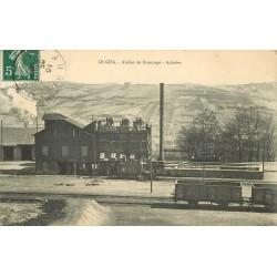 12 LE GUA. Aciéries Atelier de Bronzage 1908